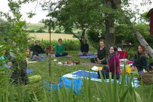 Yoga-Workshop Lebenslustgarten